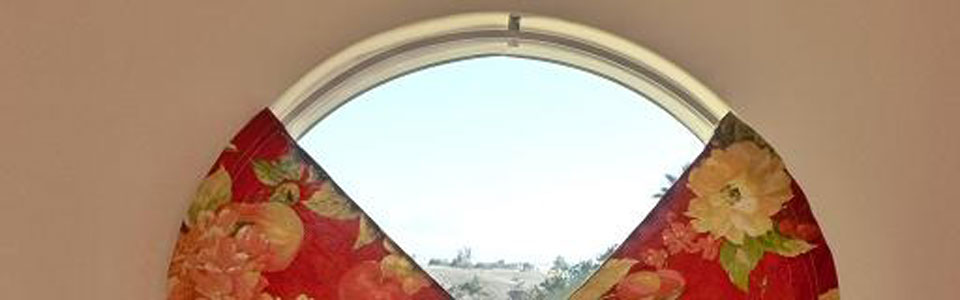 Round top window coverings http theflextrack com about us our round