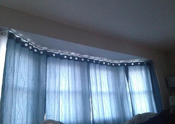 The FlexTracks | Flexible Curtain Tracks | Bendable Curtains