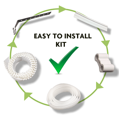 Easy Valance Kit Install