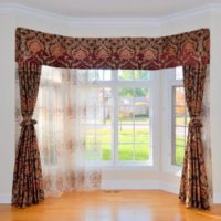 Install operable curtains inside a window, see Carol B. in testimonials