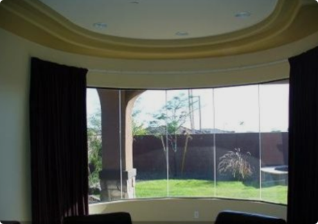 Flexible Ceiling Mounted Curtain Track Straight Bendable Curtain Track The Flex Tracks
