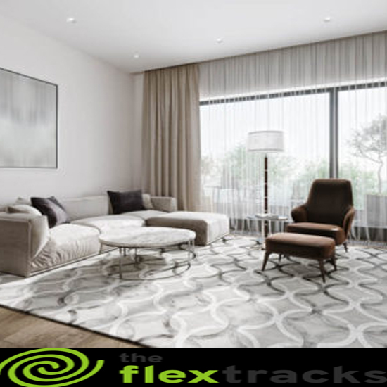 ceiling mounted tracks
